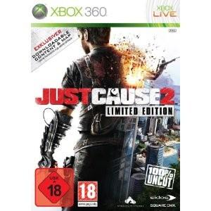 Just Cause 2 (usato) (Xbox 360)