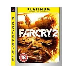 Far Cry 2 (usato) (PS3)
