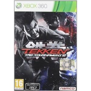 Tekken Tag Tournament 2 (xbox 360)