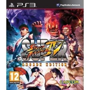 Super Street Fighter IV Arcade Edition (PS3)