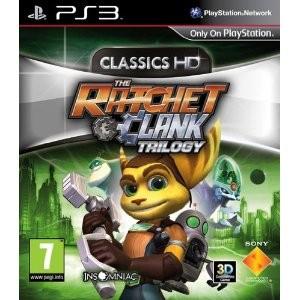 Ratchet & Clank Trilogy (PS3)