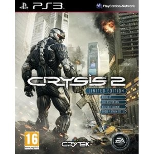 Crysis 2 Limited edition (usato) (ps3)
