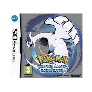 Pokemon Versione Argento: SoulSilver (usato) (DS)