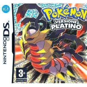 Pokemon Versione Platino (usato) (DS)