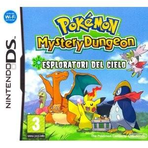 Pokemon Mystery Dungeon Esploratori del Cielo (usato) (DS)