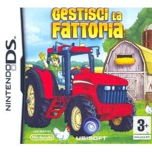 Farm Life Gestisci La Fattoria (usato) (DS)