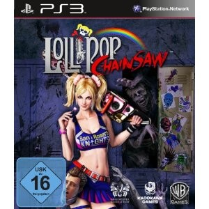 Lollipop Chainsaw (ps3)