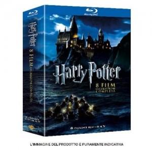 Harry Potter Collezione Completa (8 Bluray)