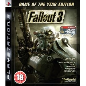 Fallout 3 Game Of The Year Ed. (ps3)