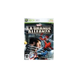 Marvel La Grande Alleanza (usato) (Xbox 360)