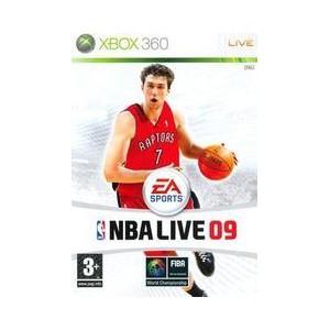NBA Live 09 (usato) (xbox 360)