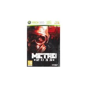 Metro 2033 (usato) (xbox 360)