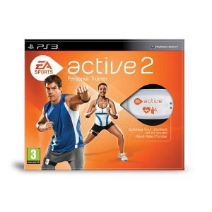 EA Sports Active 2 (usato) (PS3)