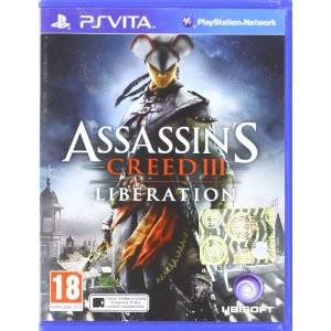 Assassin's Creed 3 Liberation (PS VITA)