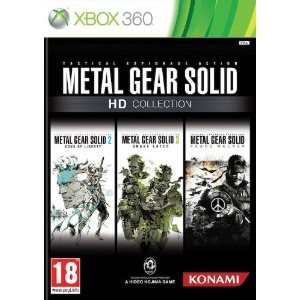 Metal Gear Solid HD Collection (usato) (xbox 360)