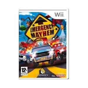 Emergency Mayhem (usato) (Wii)