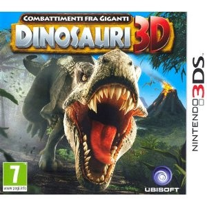 Dinosauri 3D (usato) (3DS)