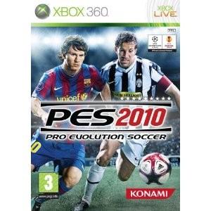 Pro Evolution Soccer PES 2010 (usato) (xbox 360)