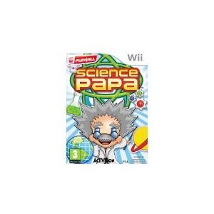 Science Papa (usato) (Wii)