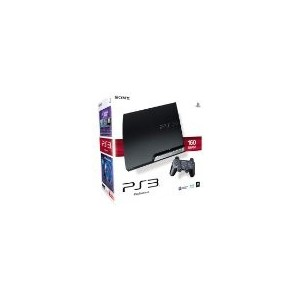 Console Playstation 3 Slim 160 Gb (PS3 SLIM)