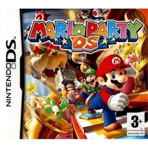 Mario Party (DS)