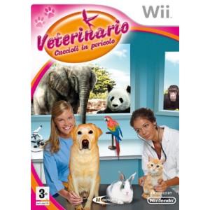 Veterinario: Cuccioli in Pericolo (usato) (Wii)