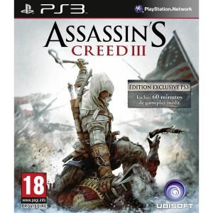 Assassin's Creed 3 (usato) (PS3)