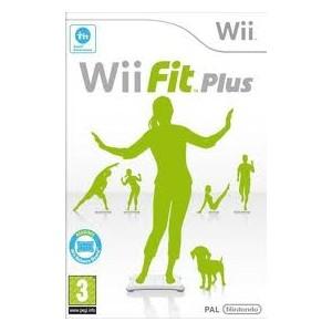 Wii Fit Plus (wii)