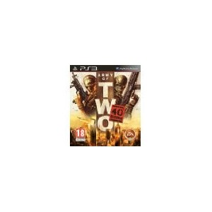 Army of Two: 40° giorno (usato) (ps3)