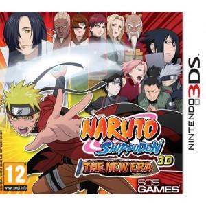 Naruto Shippuden 3D The New Era (3DS)