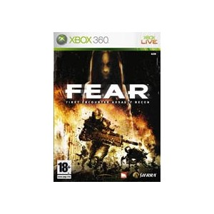 F.E.A.R First Encounter Assault Recon (usato) (xbox 360)