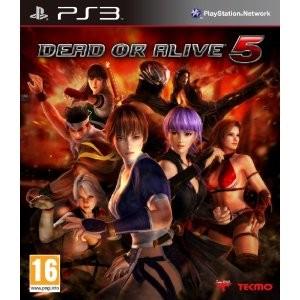 Dead Or Alive 5 (usato) (PS3)