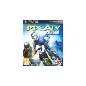Mx Vs ATV Alive (PS3)
