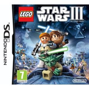 Lego Star Wars 3: La Guerra Dei Cloni (DS)