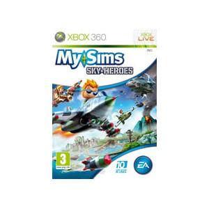 MySims Sky Heroes (usato) (xbox 360)