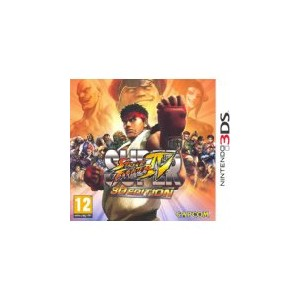 Super Street Fighter IV 3D Edition (usato) (3DS)