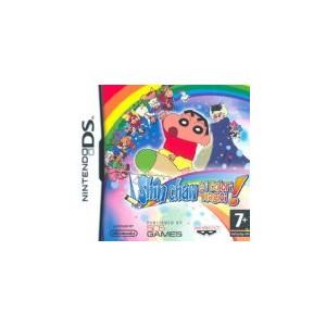 Shin Chan e i Colori Magici (usato) (DS)