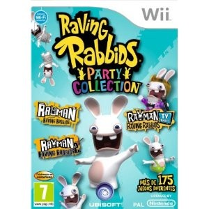 Rayman Raving Rabbids Party Collection (wii)