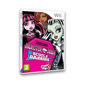 Monster High Scuola da Paura (wii)