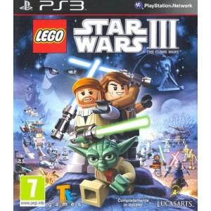 Lego Star Wars 3: La Guerra Dei Cloni (PS3)