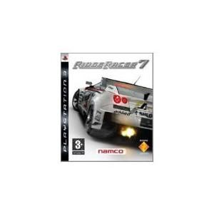 Ridge Racer 7 (usato) (PS3)