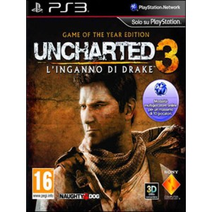 Uncharted 3: L'Inganno Di Drake - Game Of The Year Edition (ps3)