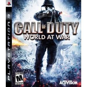 Call of Duty 5 World at War (usato) (PS3)