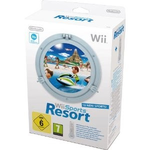 Wii Sports Resort + Wii Motion Plus (wii)