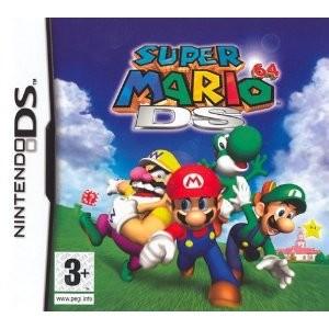 Super Mario 64 (usato) (DS)