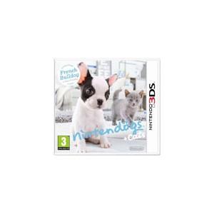 Nintendogs + Cats: Bulldog Francese (usato) (3DS)