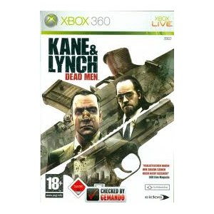 Kane & Lynch: Dead Men (usato) (xbox 360)