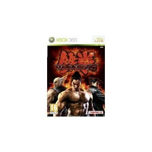 Tekken 6 (usato) (xbox 360)