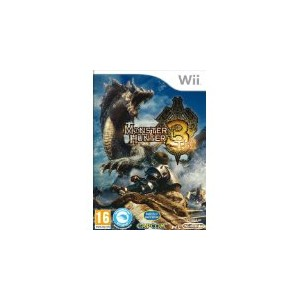 Monster Hunter 3 Tri (wii)