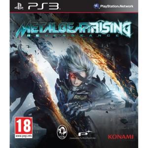Metal Gear Rising: Revengeance (usato) (PS3)